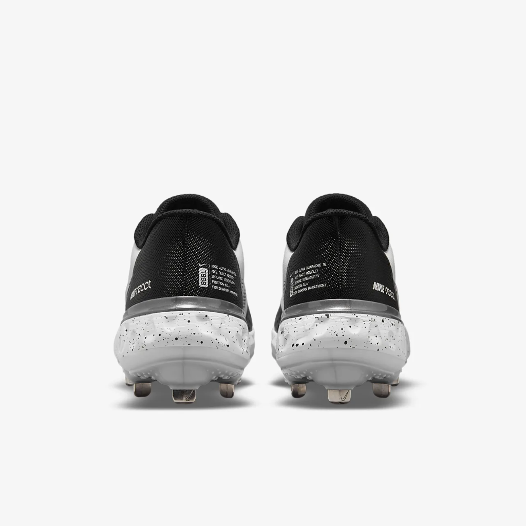 Nike Alpha Huarache Elite 3 Low Baseball Cleat CV3552-105