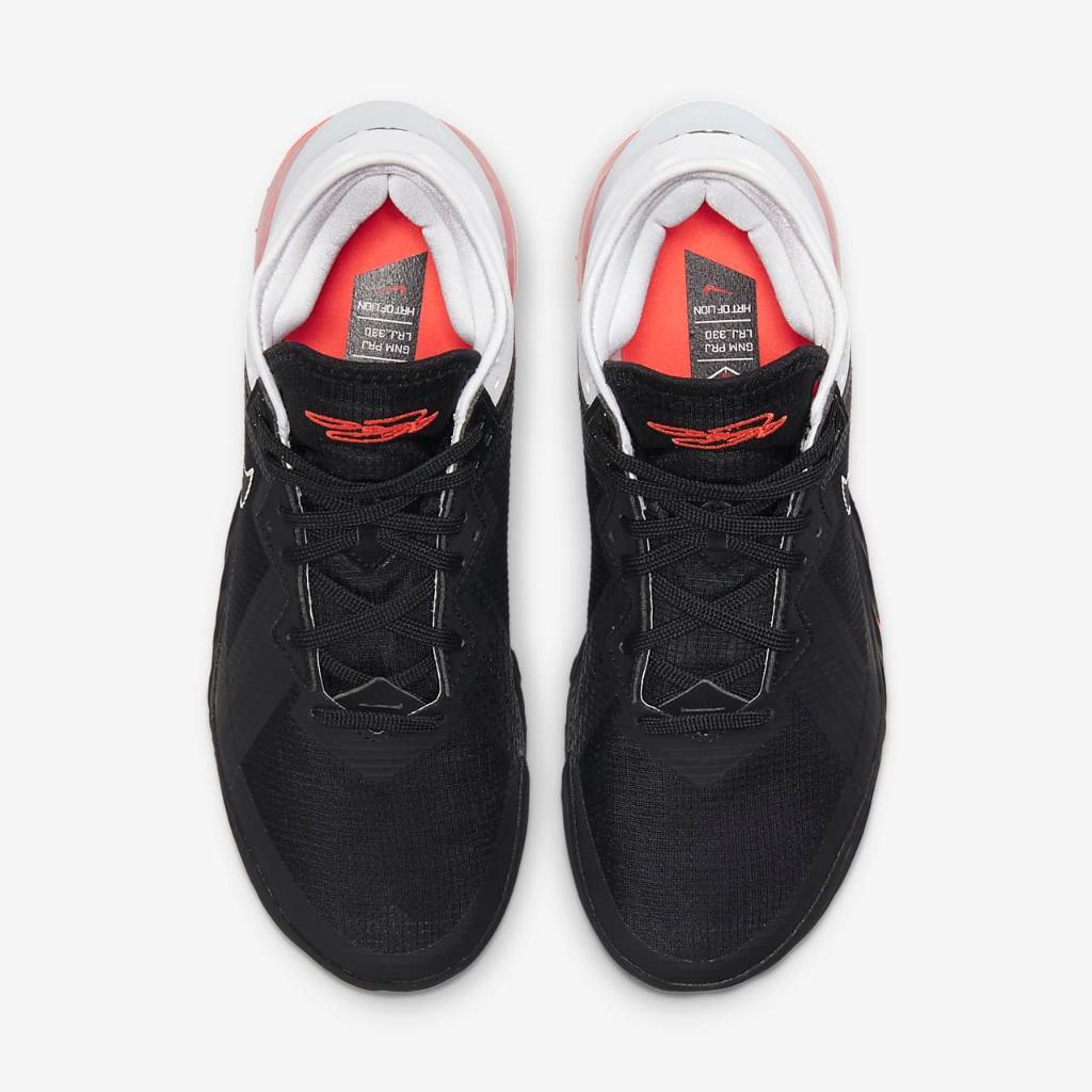 LeBron 18 Low Basketball Shoe CV7562-002