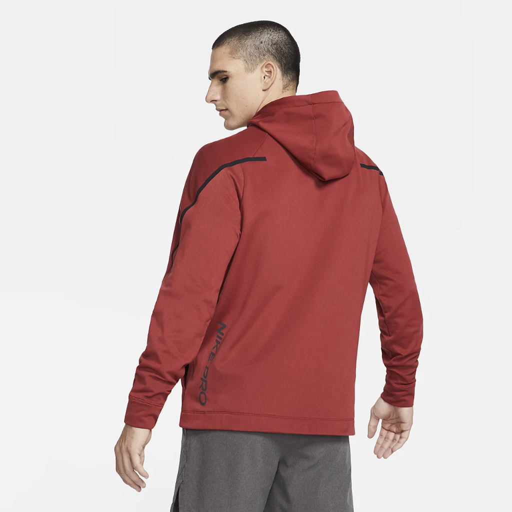 Nike Pro Men's Pullover Hoodie CV8105-689