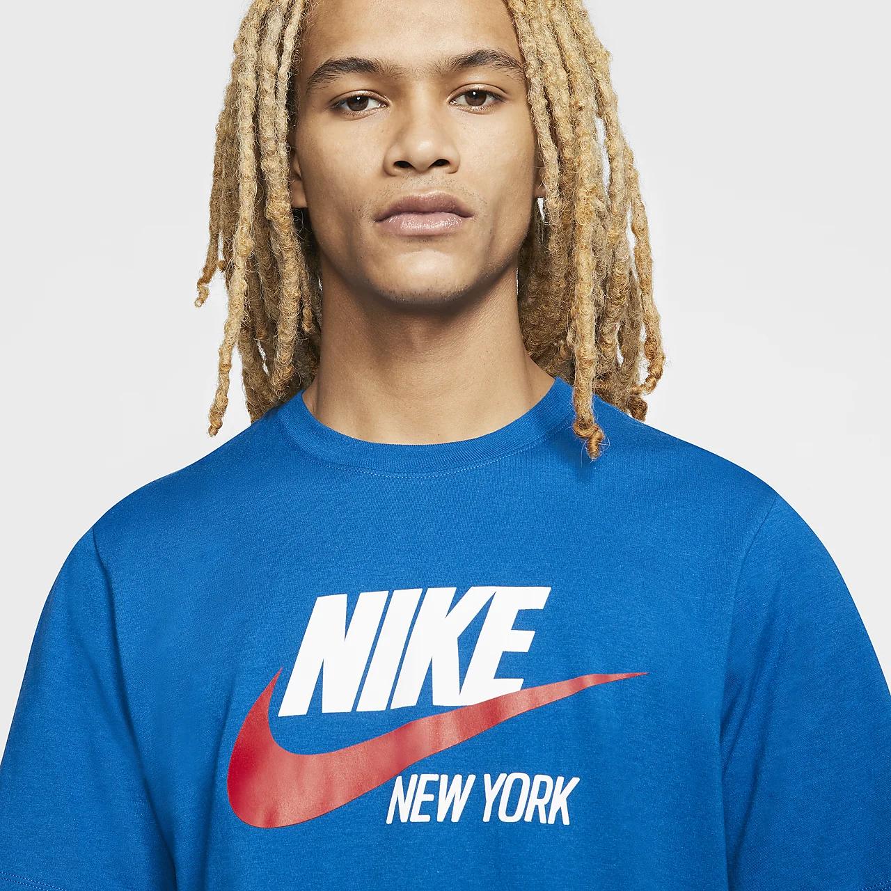 나이키 스포츠웨어 남성 티셔츠 CW0818-477