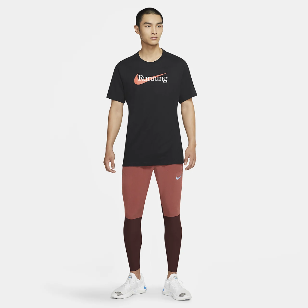 Nike Dri-FIT Men's Running T-Shirt CW0945-010