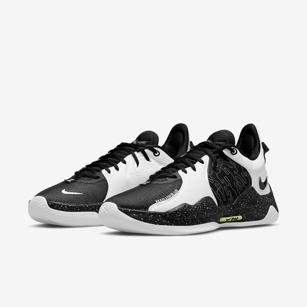 PG 5 Basketball Shoes CW3143-003