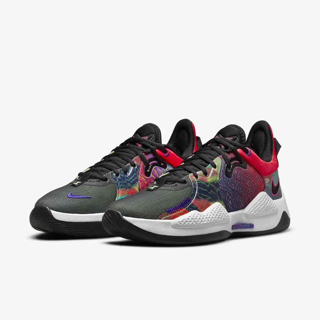 PG 5 Basketball Shoes CW3143-600