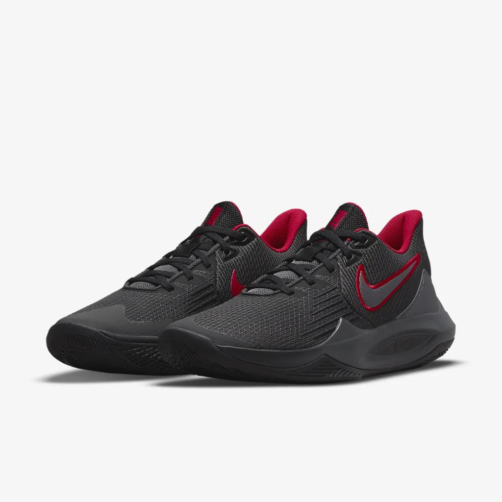 Nike Precision 5 Basketball Shoes CW3403-007