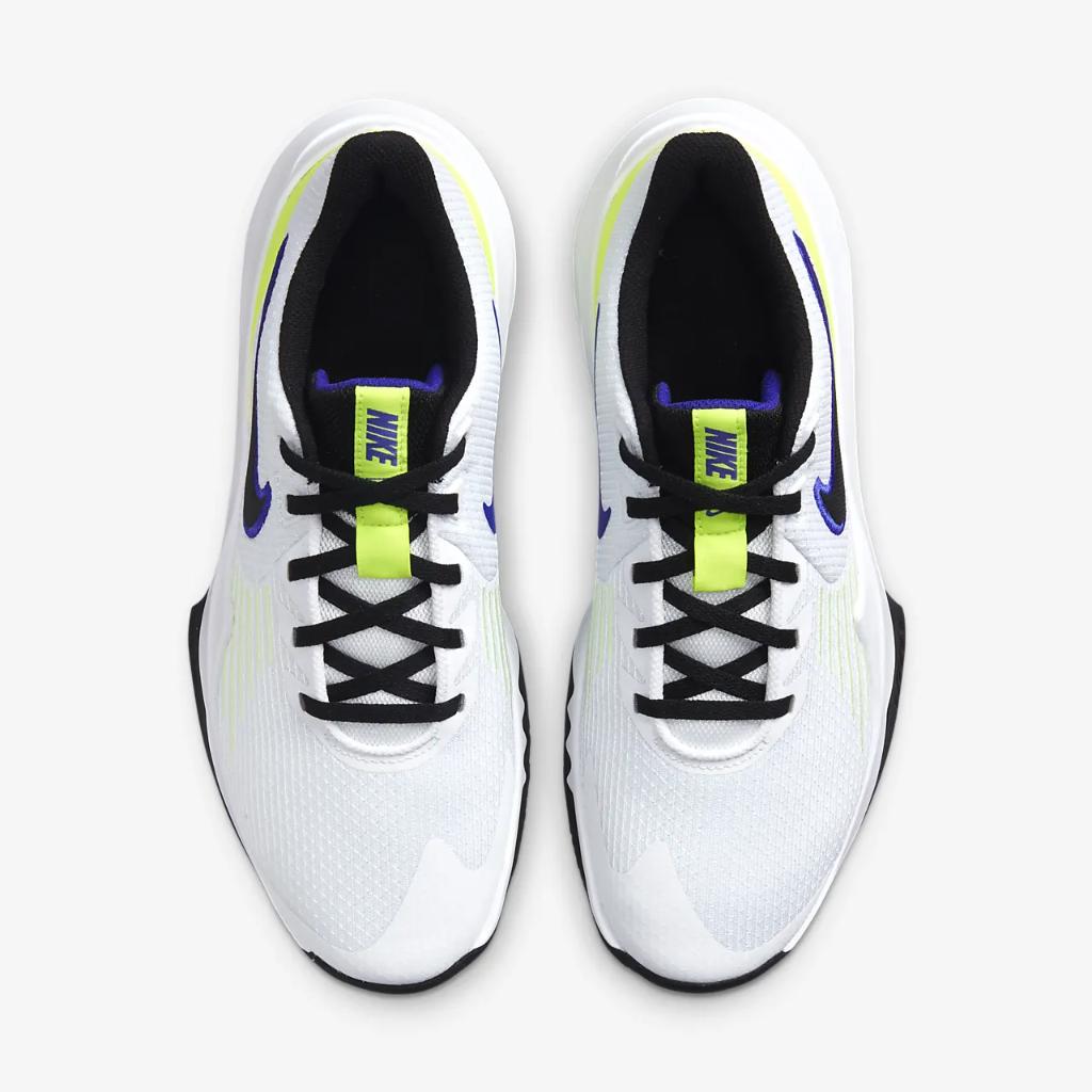 Nike Precision 5 Basketball Shoes CW3403-100