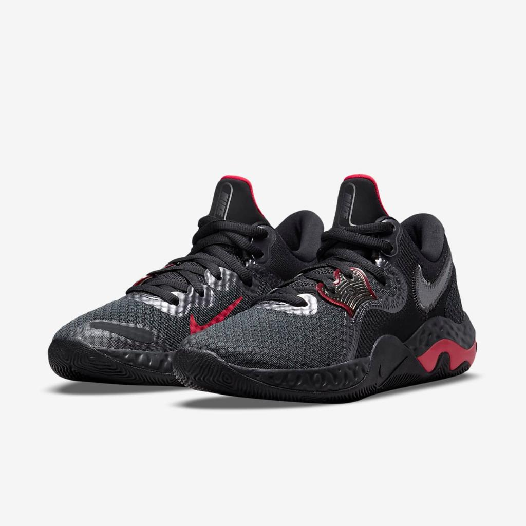 Nike Renew Elevate 2 Basketball Shoes CW3406-002