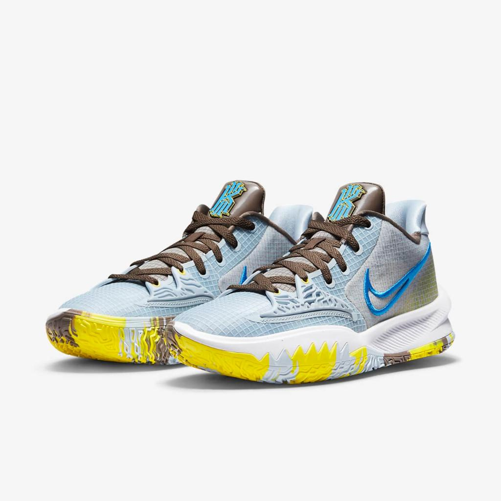 Kyrie Low 4 Basketball Shoes CW3985-400