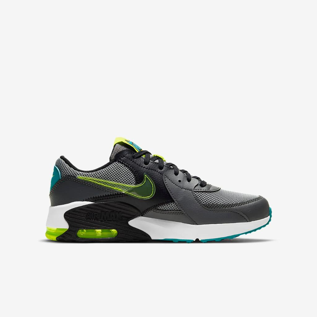 Nike Air Max Excee Power Up Big Kids' Shoe CW5834-001