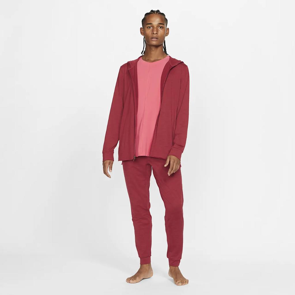 Nike Yoga Dri-FIT Men's Full-Zip Jacket CZ2217-689