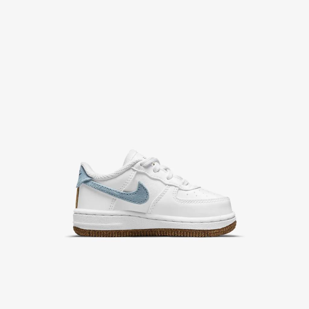 Nike Force 1 LV8 Baby/Toddler Shoe CZ2663-100