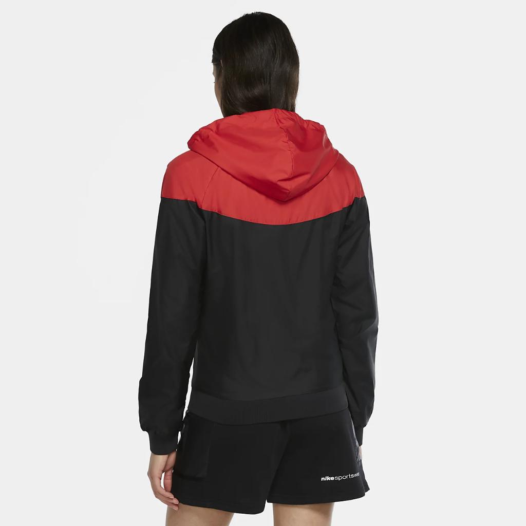 Liverpool FC Windrunner Women's Jacket CZ3138-010