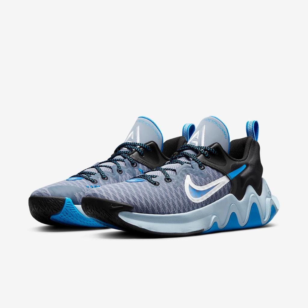 Giannis Immortality Basketball Shoes CZ4099-400