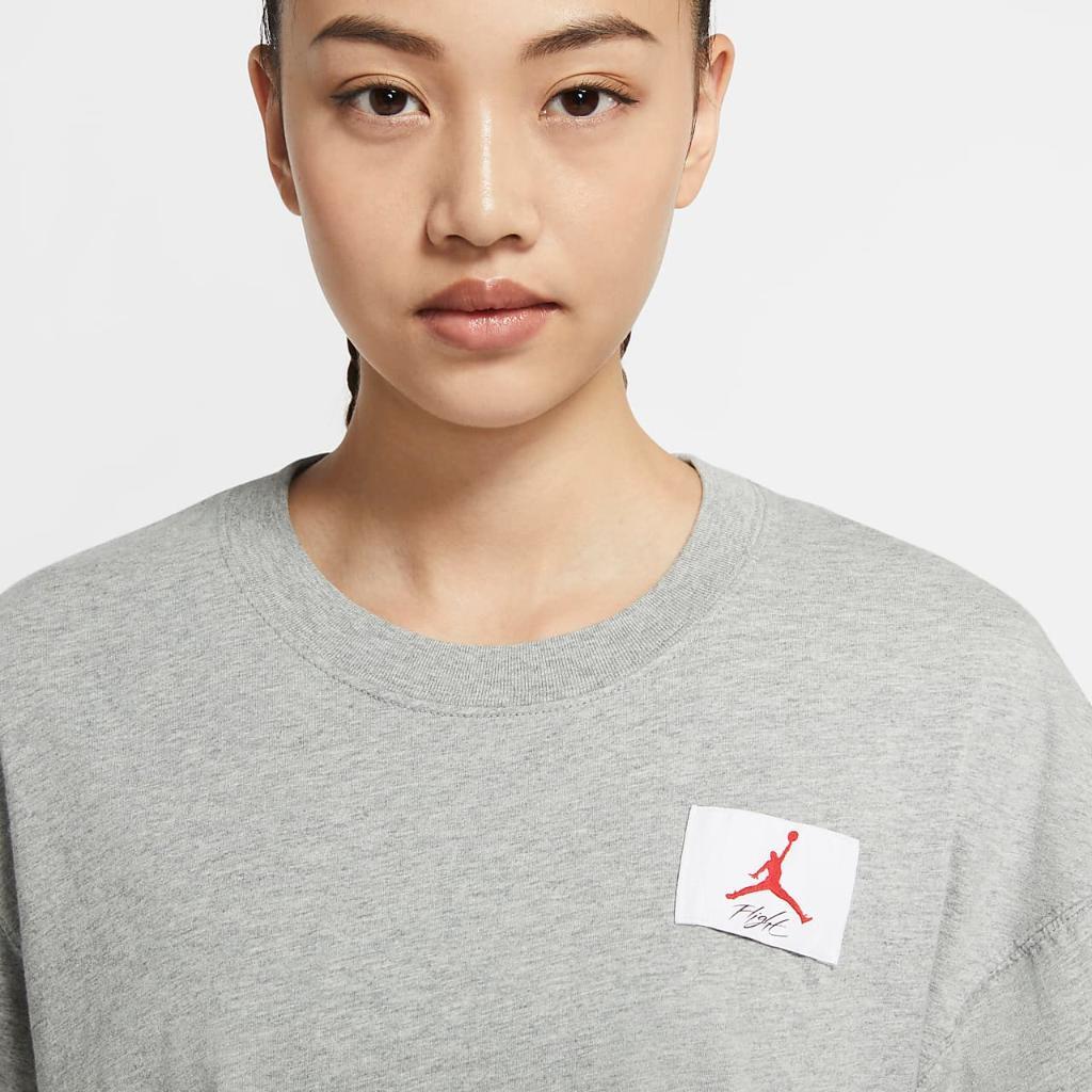 Jordan Essentials Women's Short-Sleeve Boxy T-Shirt CZ4139-063