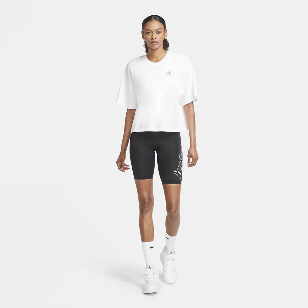 Jordan Essentials Women's Short-Sleeve Boxy T-Shirt CZ4139-100