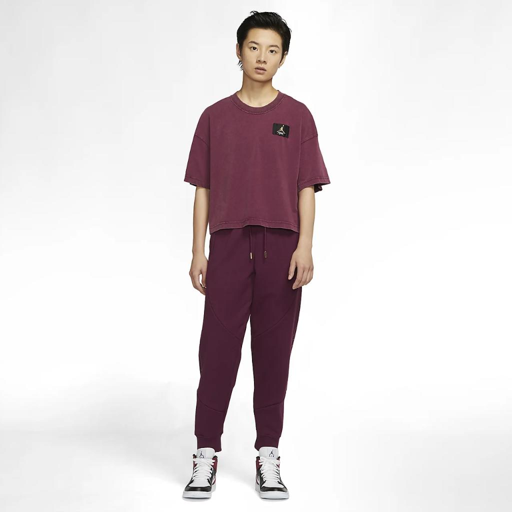 Jordan Essentials Women's Short-Sleeve Boxy T-Shirt CZ4139-610