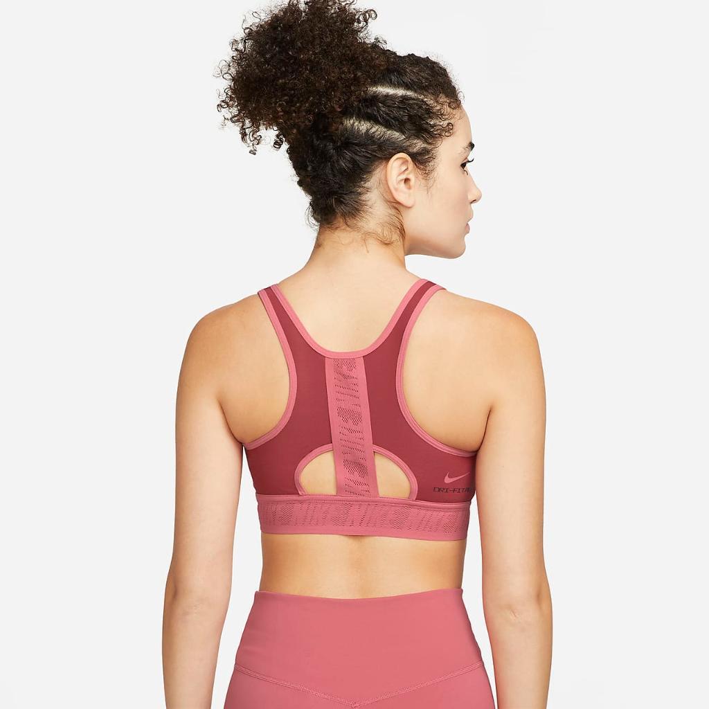 Nike Dri-FIT ADV Swoosh Women's Medium-Support Sports Bra CZ4439-690