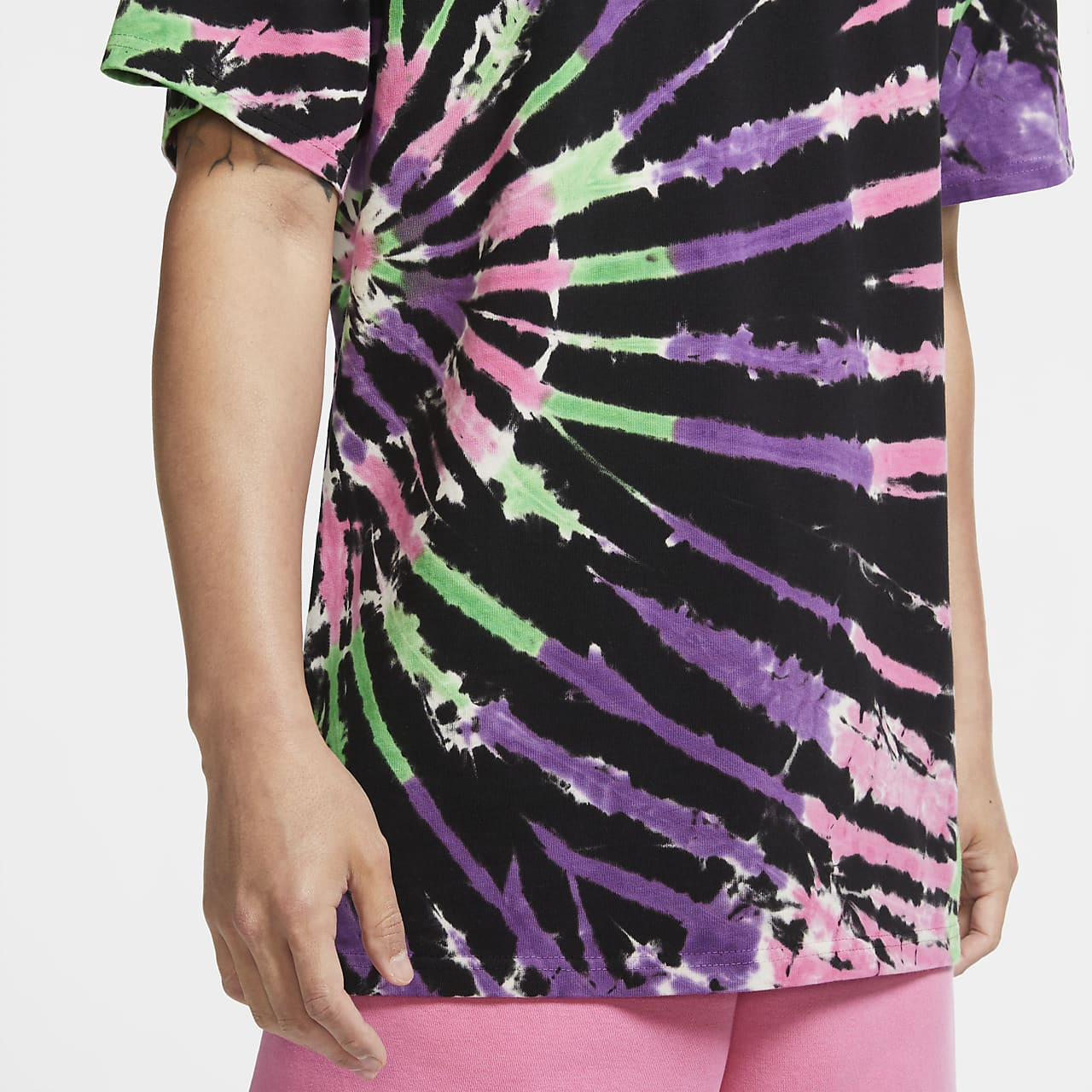나이키 스포츠웨어 남성 타이-다이 티셔츠 CZ4880-013