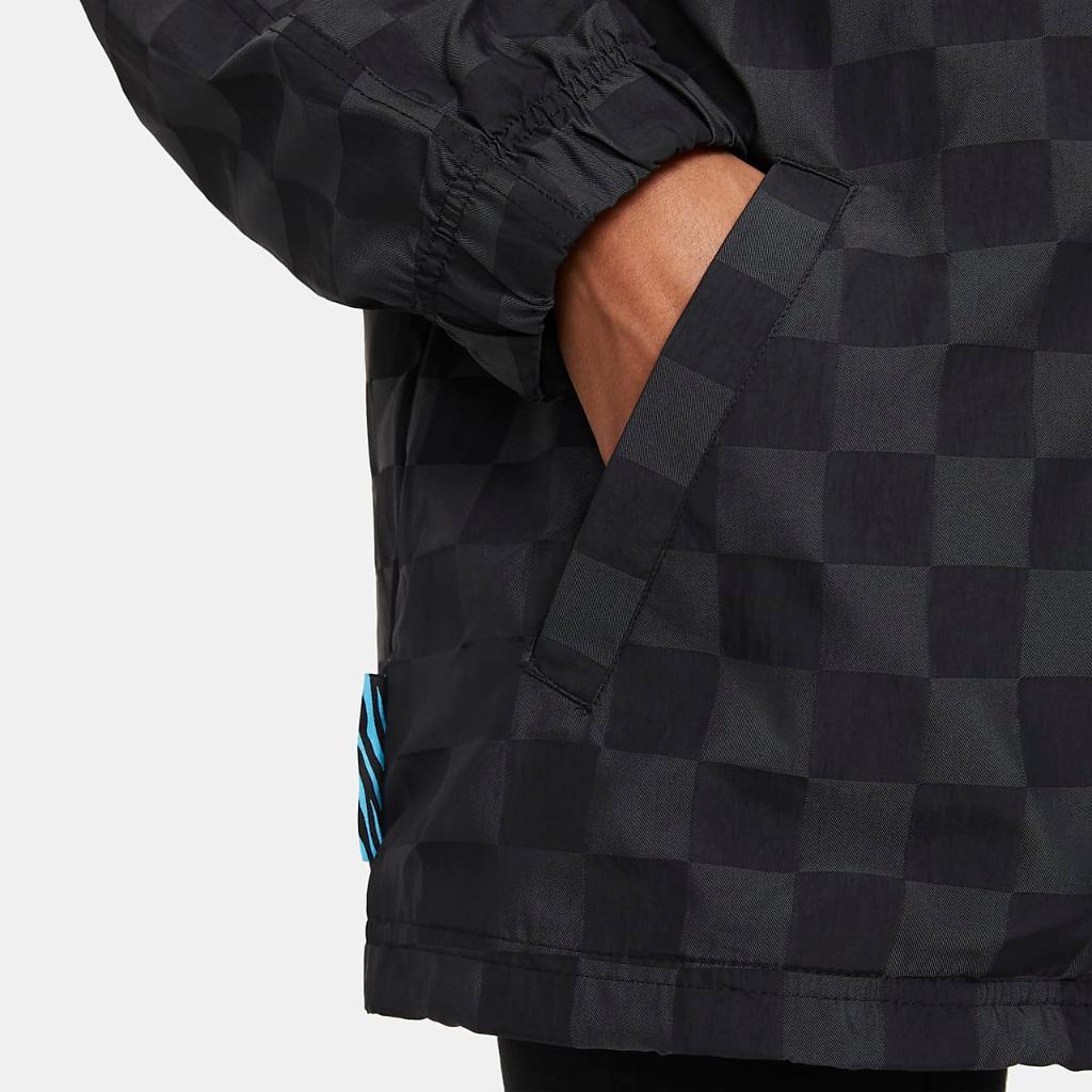 Nike Sportswear Icon Clash Women's Coaches' Jacket CZ8170-010