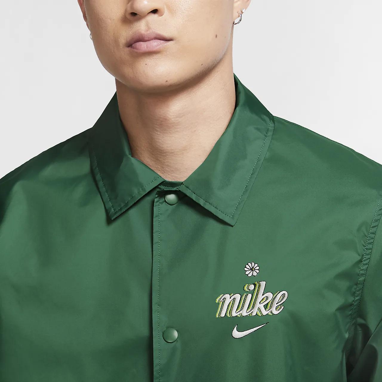 Nike Sportswear Men's Woven Coaches Jacket CZ9007-361