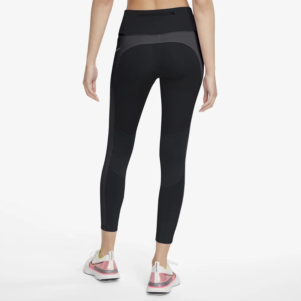 Nike Epic Fast Women's Mid-Rise 7/8 Running Leggings CZ9620-010