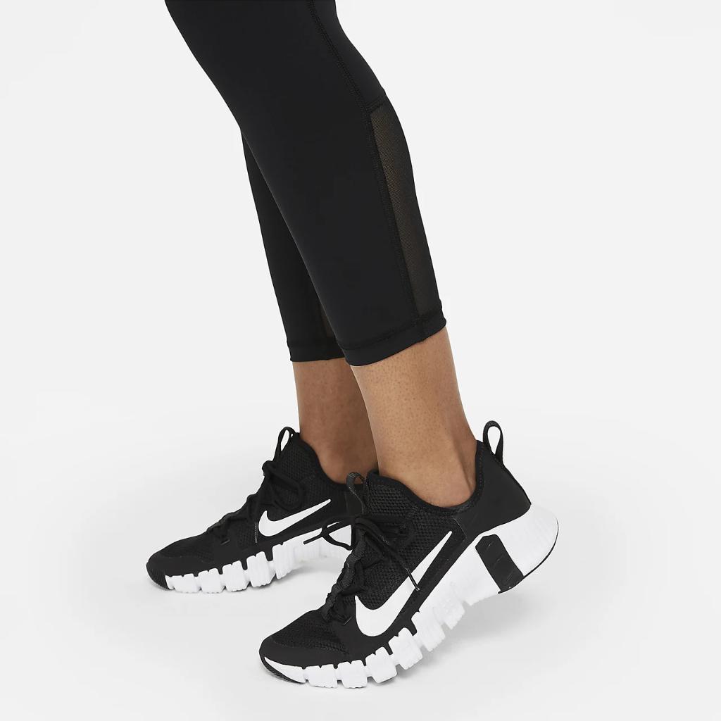 Nike Pro 365 Women's Cropped Leggings CZ9803-013