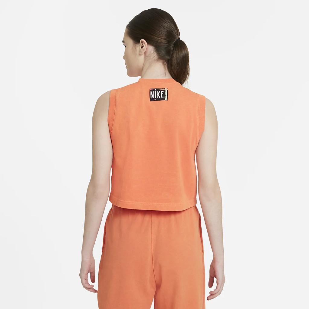 Nike Sportswear Women's Washed Tank Top CZ9852-858