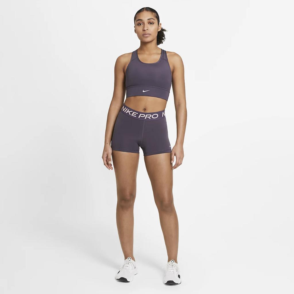 """Nike Pro Women's 3"""" Shorts CZ9857-573"""