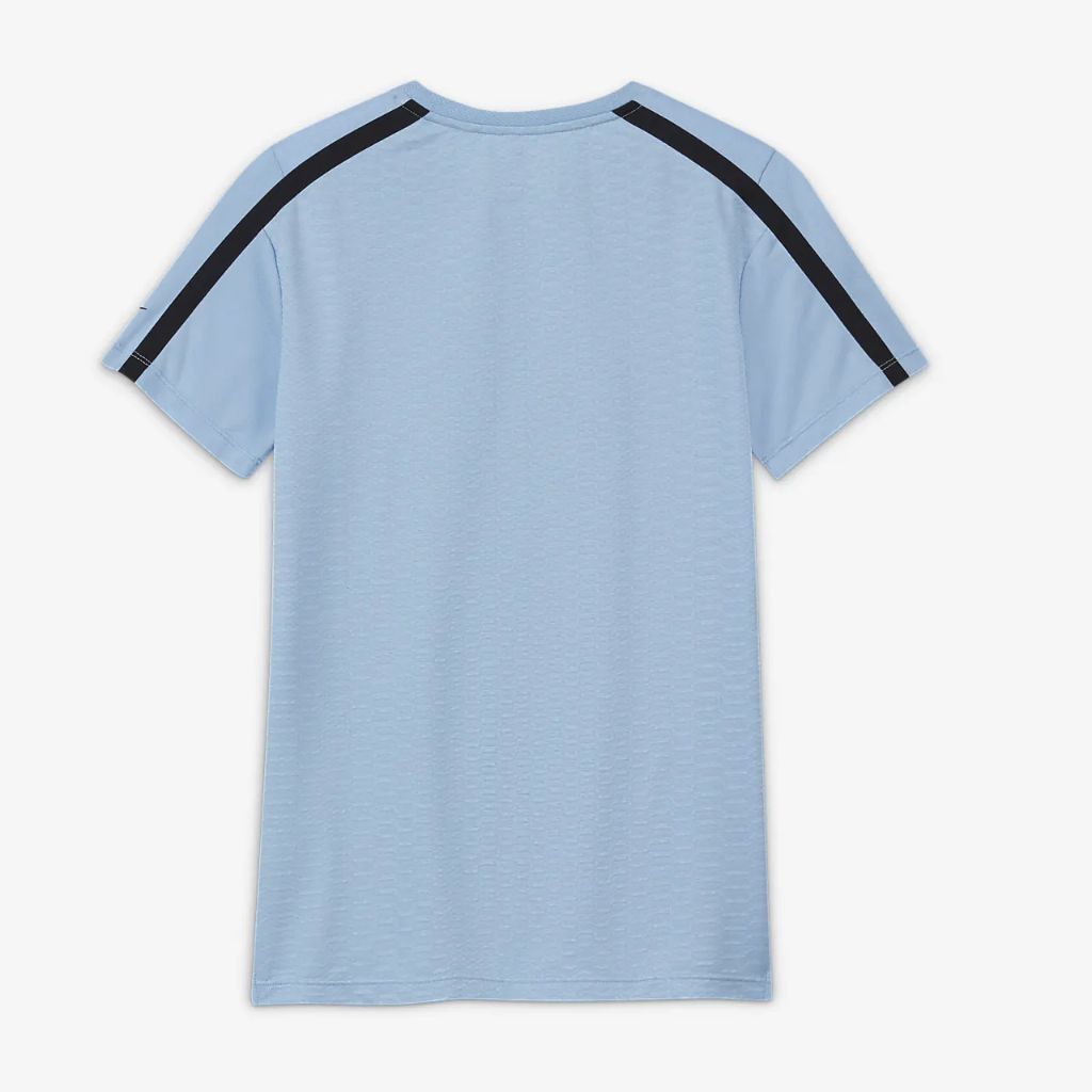Nike Instacool Big Kids' (Boys') Short-Sleeve Training Top DA0560-436