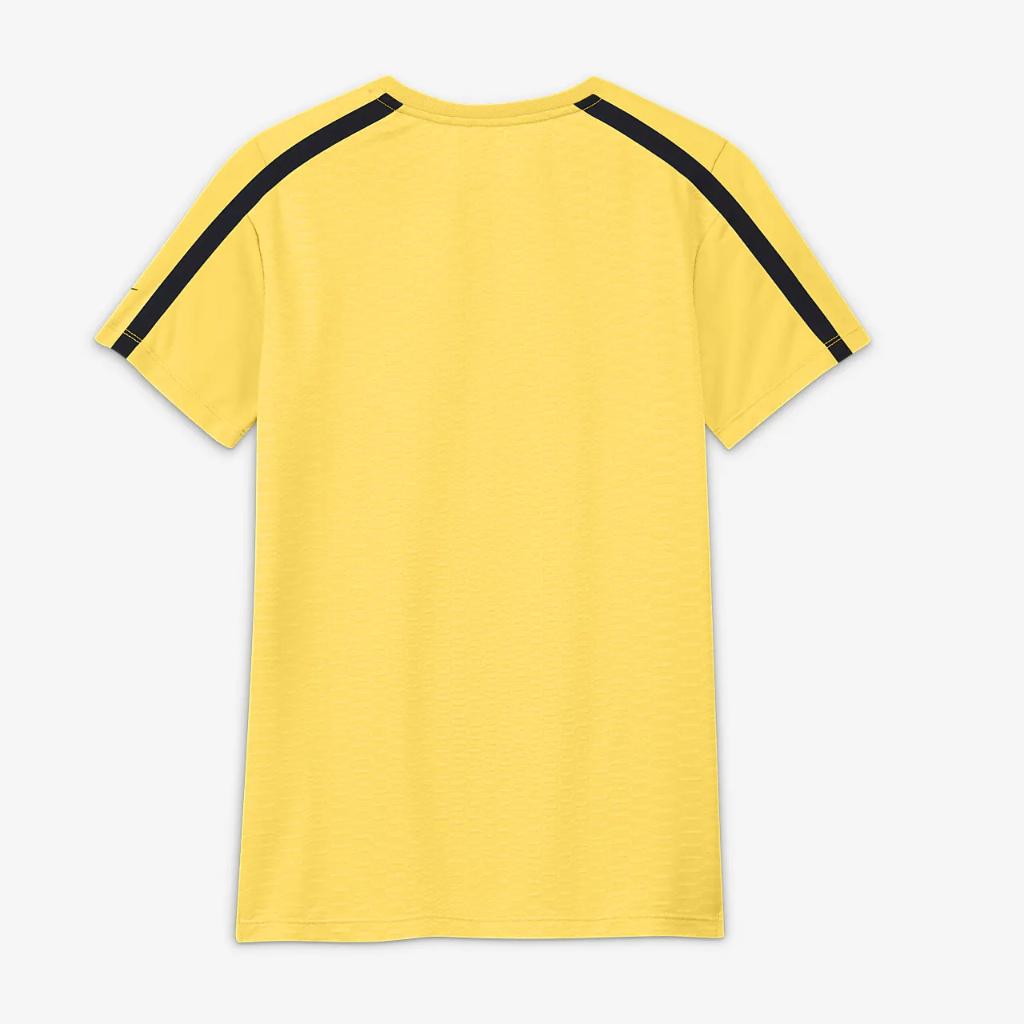 Nike Instacool Big Kids' (Boys') Short-Sleeve Training Top DA0560-848