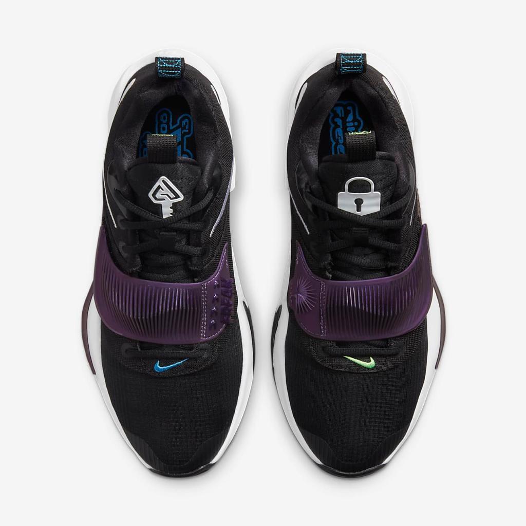 Zoom Freak 3 Basketball Shoe DA0694-001