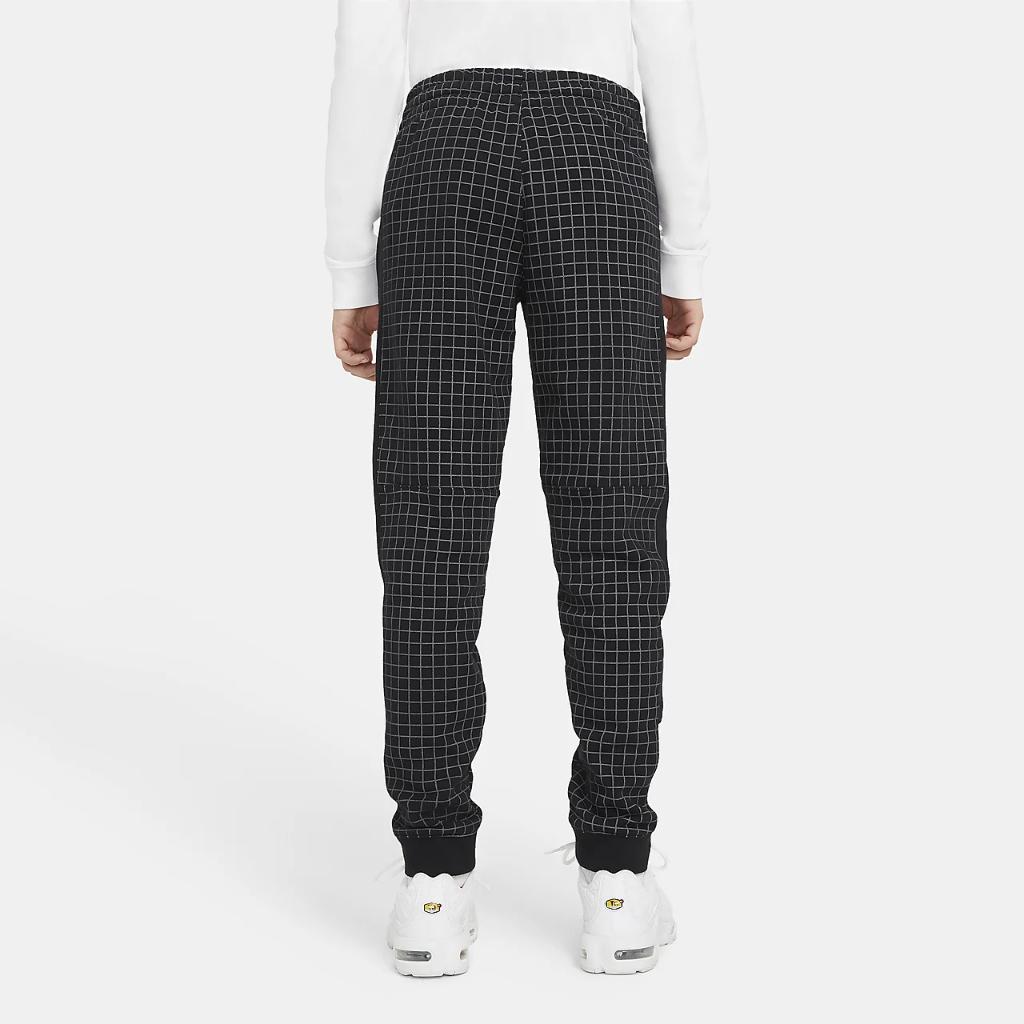 Nike Sportswear Big Kids' (Boys') Fleece Pants DA0751-010
