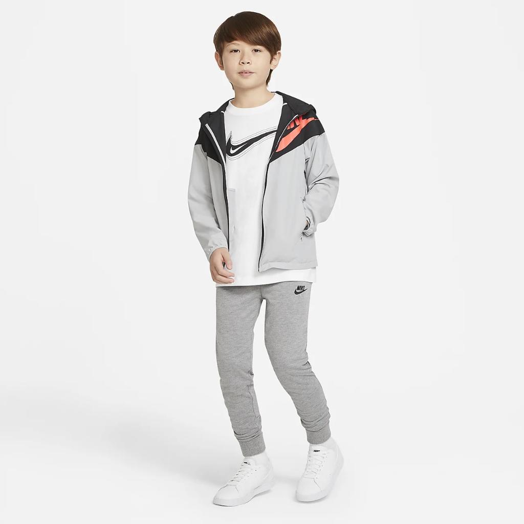 Nike Sportswear Big Kids' (Boys') Jersey Joggers DA0809-091