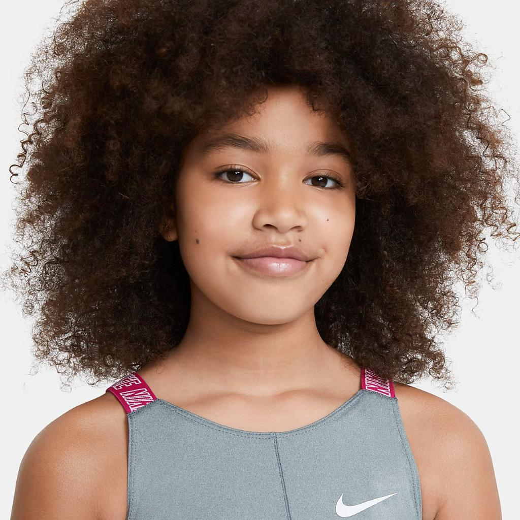 Nike Dri-FIT Big Kids' (Girls') Training Tank DA0913-091