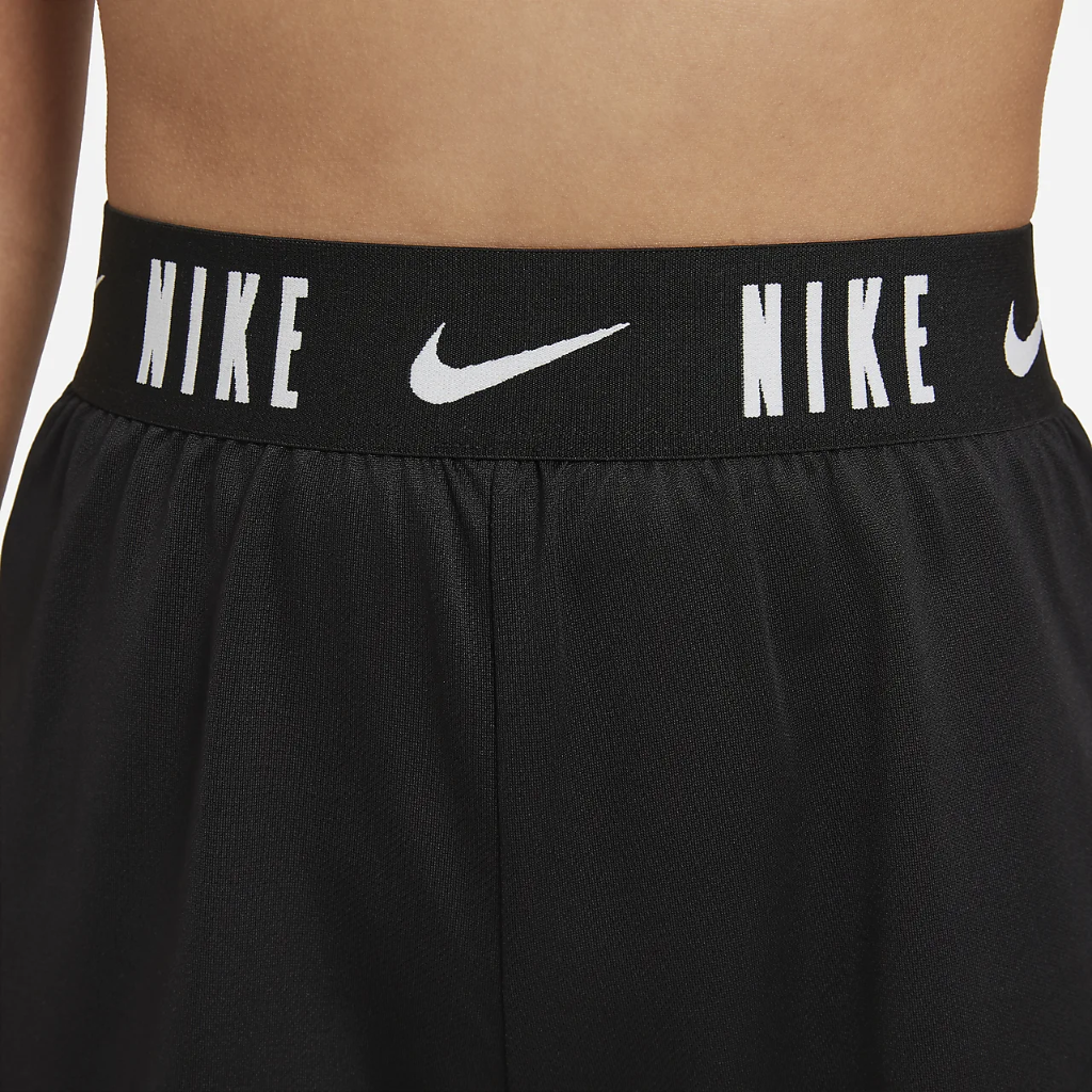 "Nike Dri-FIT Trophy Big Kids' (Girls') 6"" Training Shorts DA1099-010"