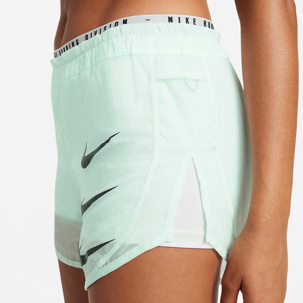 Nike Tempo Luxe Run Division Women's 2-In-1 Running Shorts DA1280-394