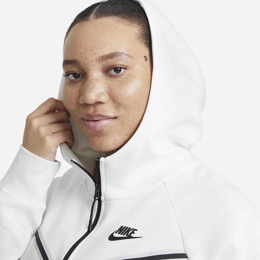 Nike Sportswear Tech Fleece Windrunner Women's Full-Zip Hoodie (Plus Size) DA2044-121