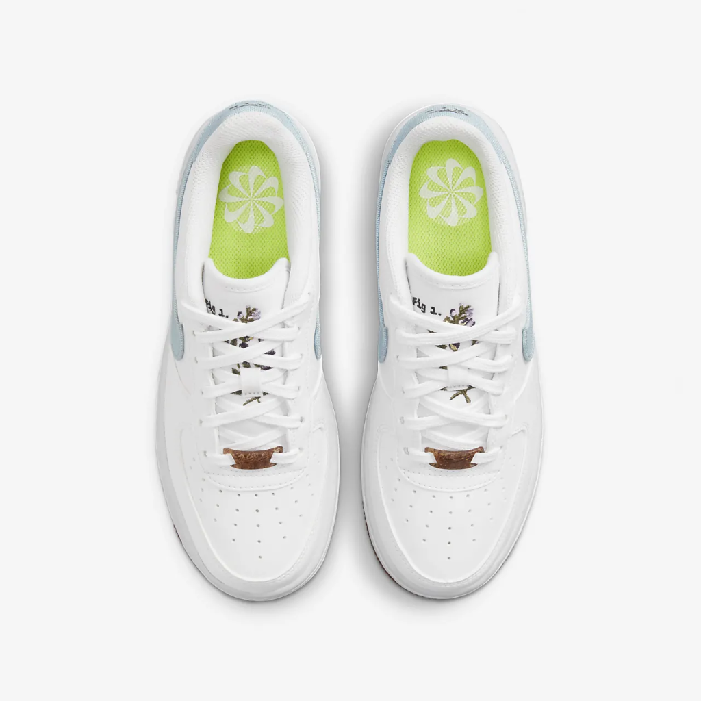 Nike Air Force 1 LV8 Big Kids' Shoe DA3093-100