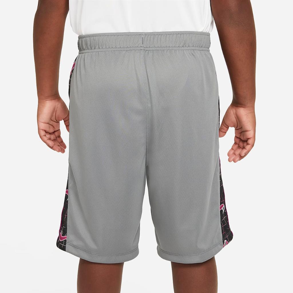 Nike Avalanche Big Kids' (Boys') Printed Basketball Shorts (Extended Size) DA6822-084
