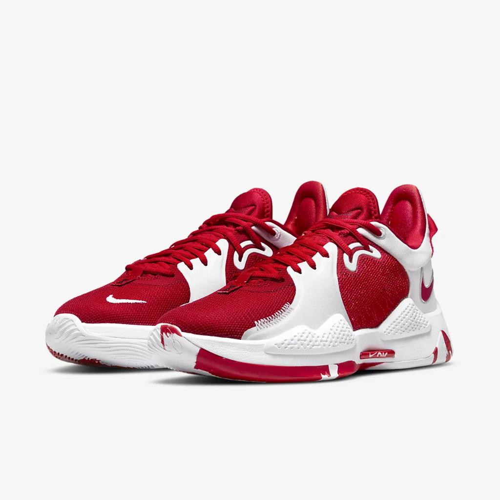 PG 5 (Team) Basketball Shoes DA7758-600