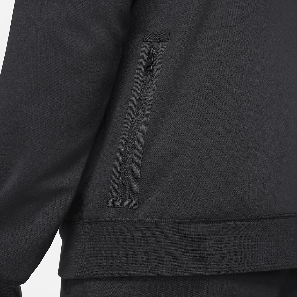 Jordan Dri-FIT Air Men's Statement Fleece Full-Zip Hoodie DA9854-010