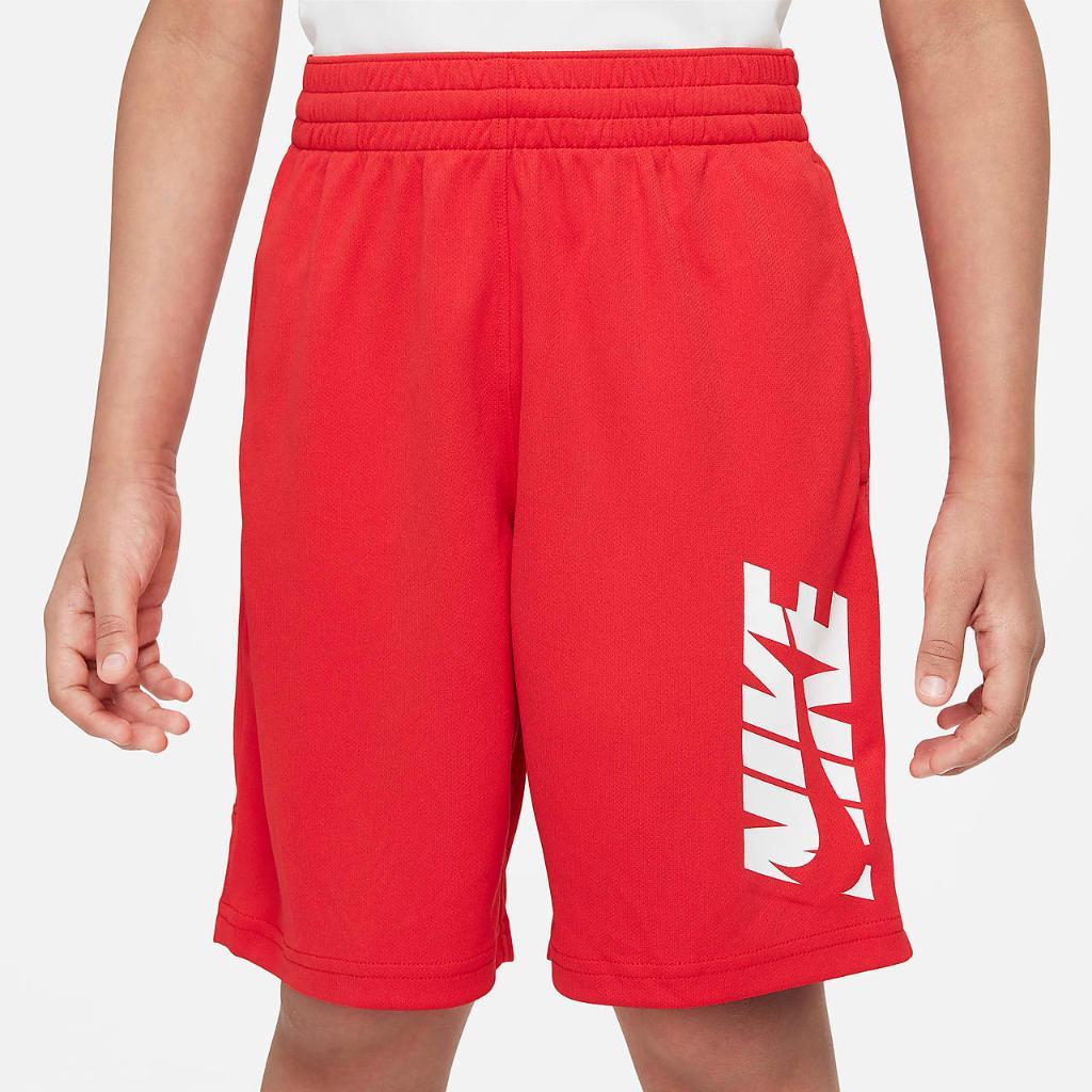 Nike Big Kids' (Boys') Training Shorts DB5538-657