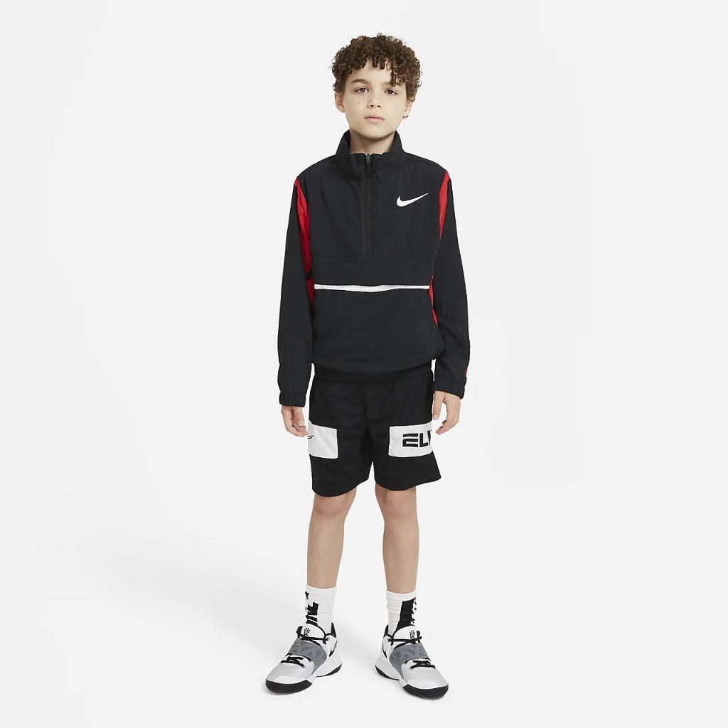 Nike Crossover Big Kids' (Boys') Basketball Jacket DB6619-010