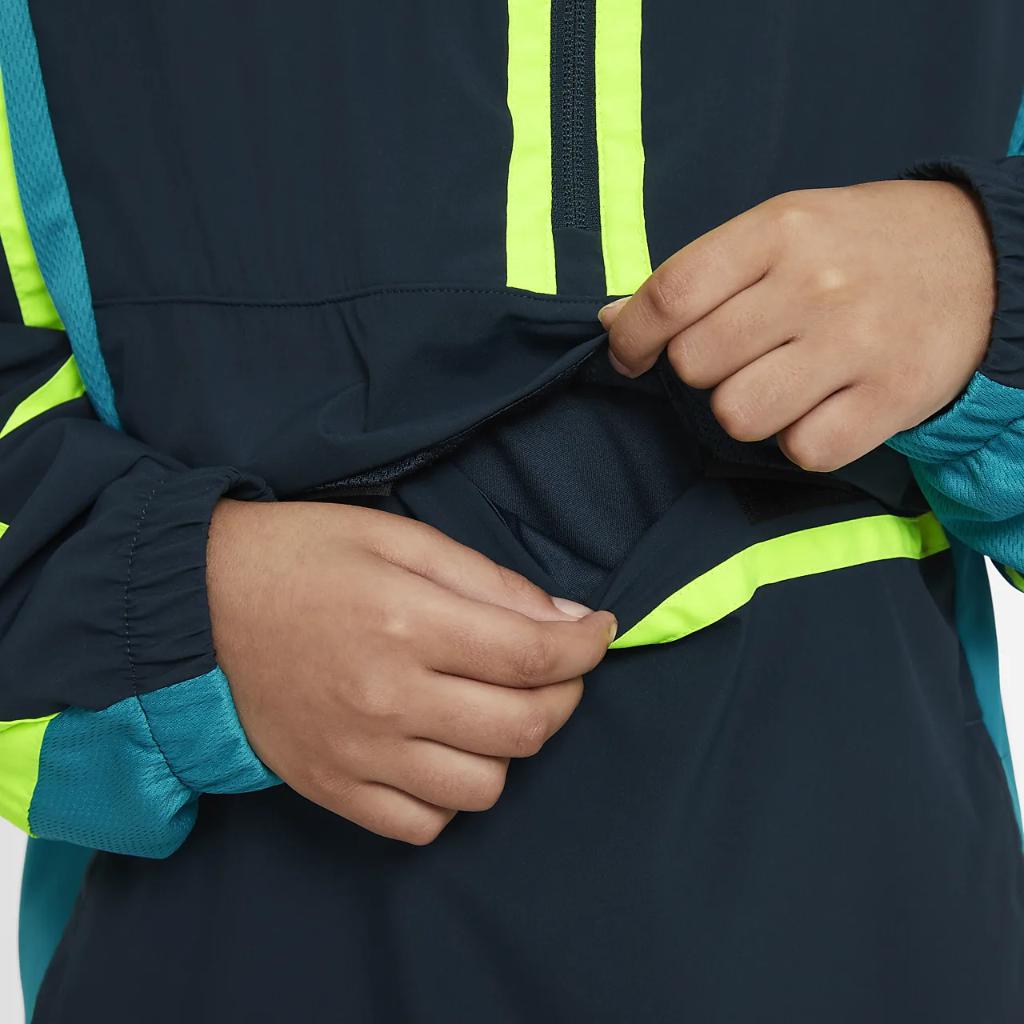 Nike Crossover Big Kids' (Boys') Basketball Jacket DB6619-458
