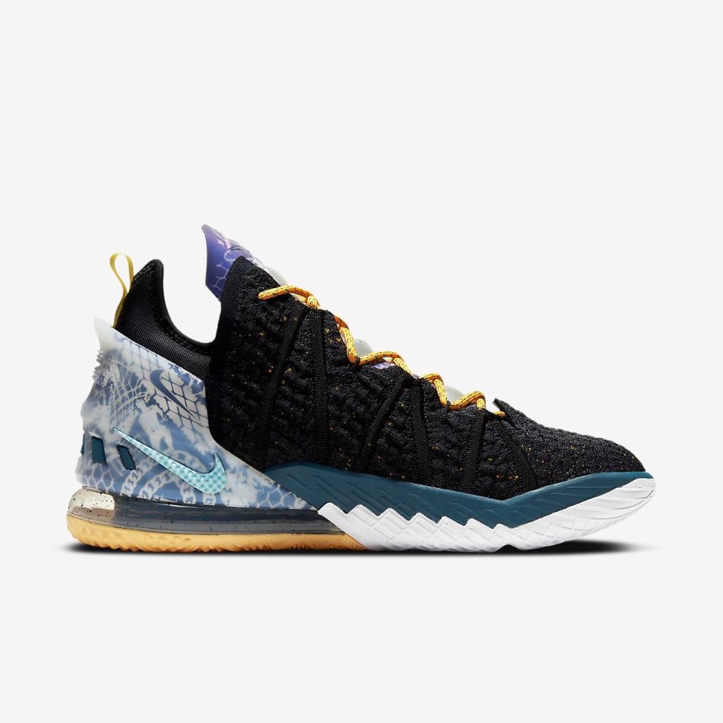 LeBron 18 Basketball Shoe DB8148-003