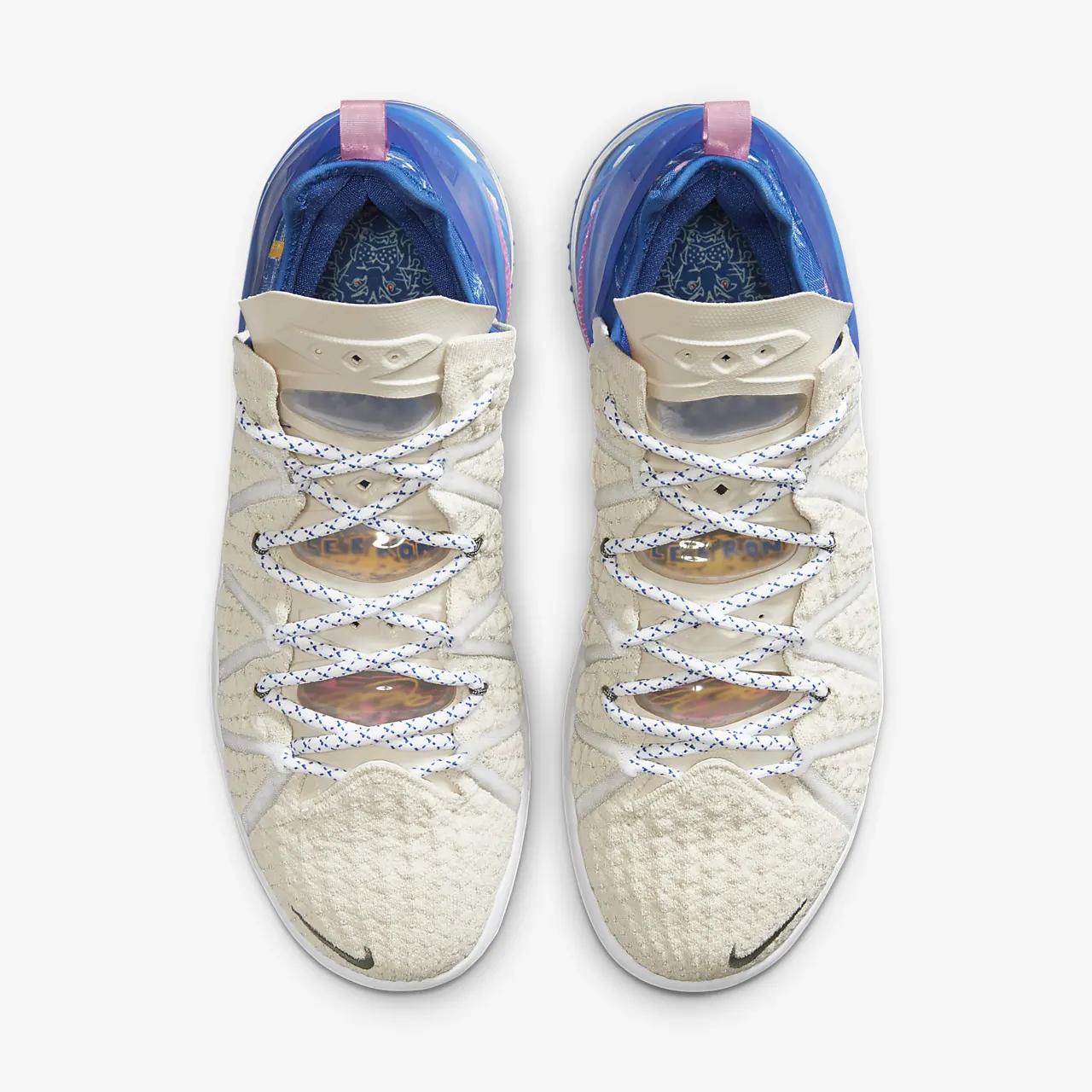 LeBron 18 Basketball Shoe DB8148-200