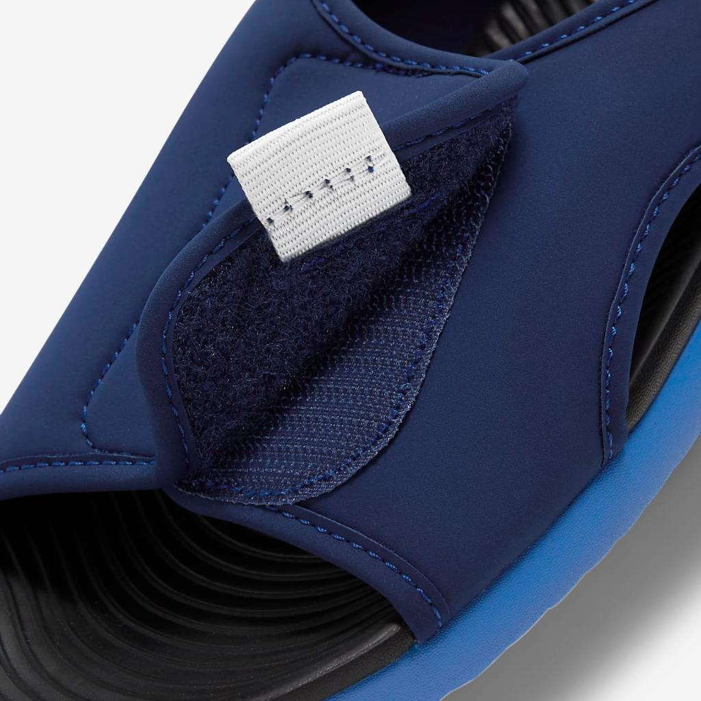 Nike Sunray Adjust 5 V2 Little/Big Kids' Sandal DB9562-401