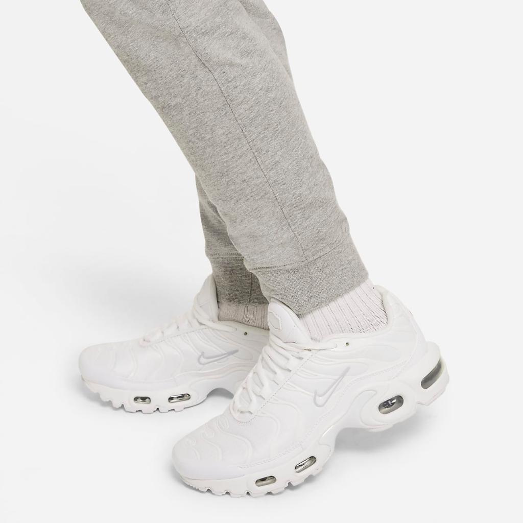 Nike Sportswear Big Kids' (Boys') Jersey Joggers DC0853-063