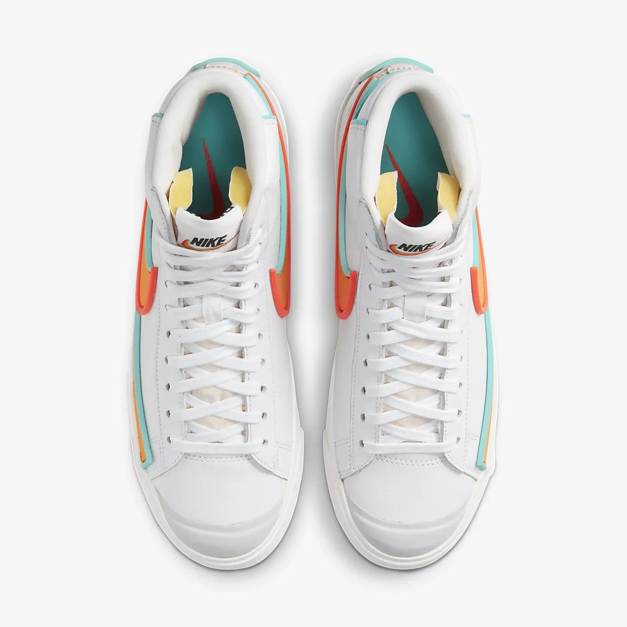 Nike Blazer Mid '77 Infinite Women's Shoe DC1746-100
