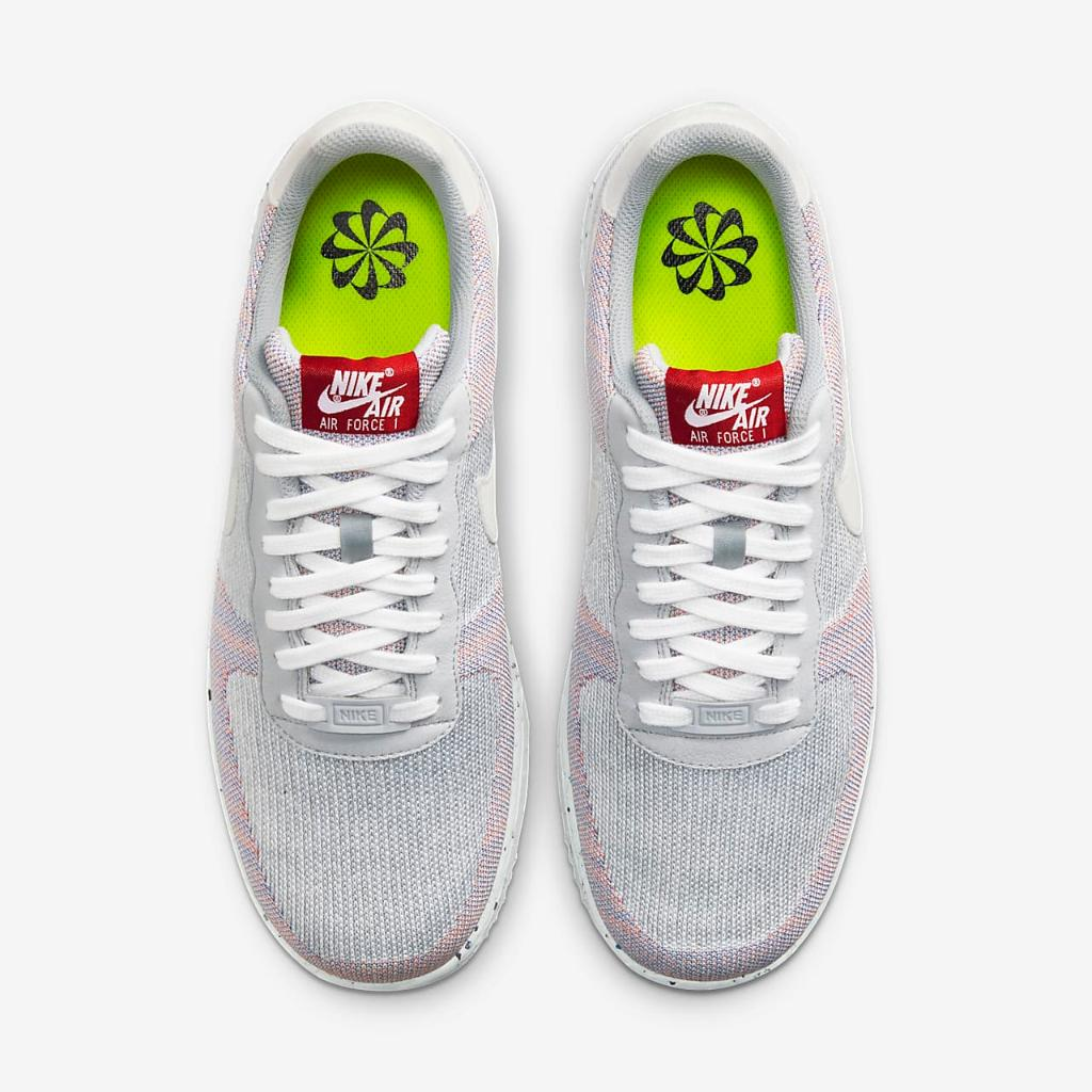 Nike Air Force 1 Crater FlyKnit Men's Shoes DC4831-002