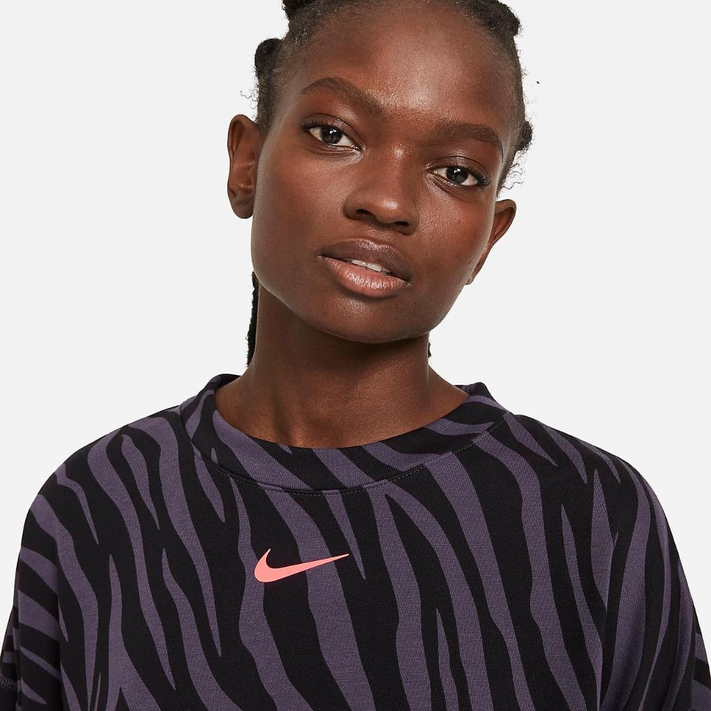 Nike Sportswear Icon Clash Women's Crew DC6898-573